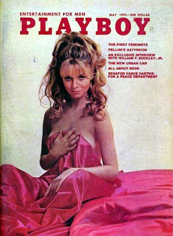 May. 1970 - Cover : Phyllis Babila / PlayMate : Jennifer Liano