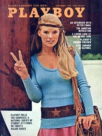 September. 1970 - Cover : Jackie Ray / PlayMate : Debbie Ellison
