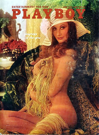 June. 1973 - PLAYBOY Cover : Marilyn Cole / PlayMate : Ruthy Ross
