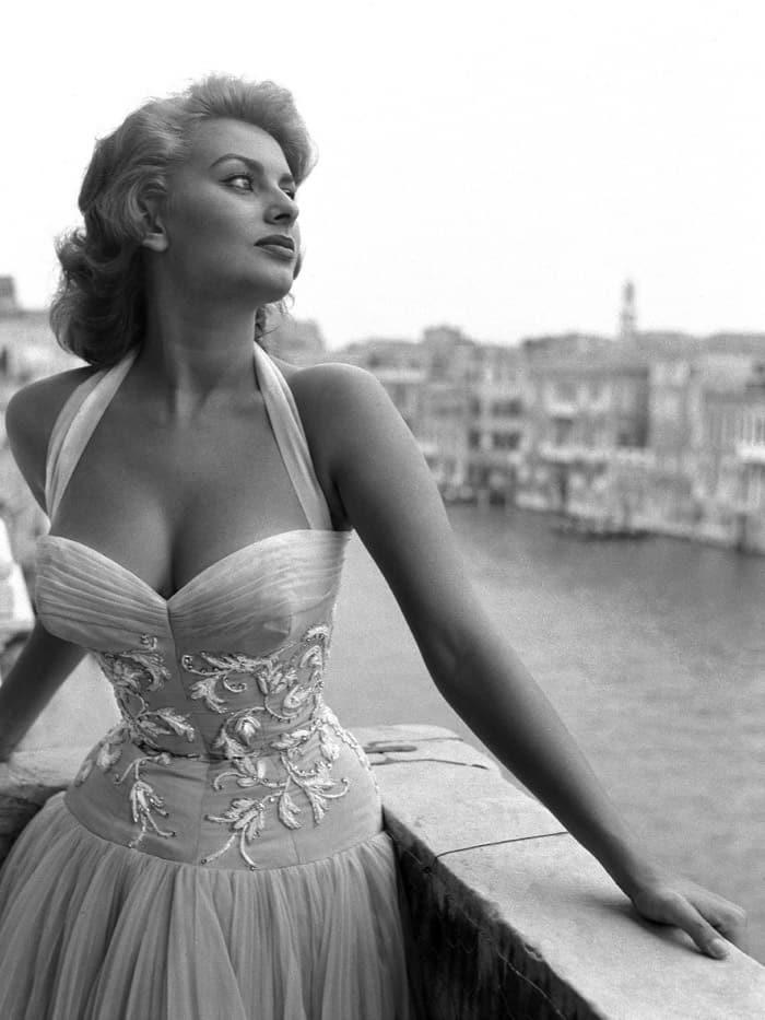 Sophia Loren | 索菲亚·罗兰 | 소피아 로렌