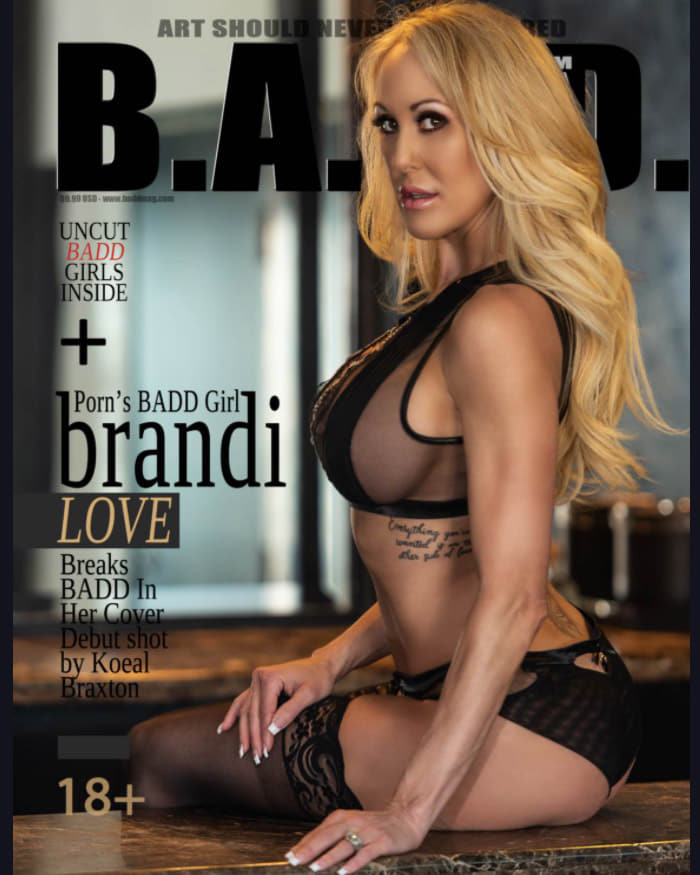 Brandi Love | 브랜디 러브