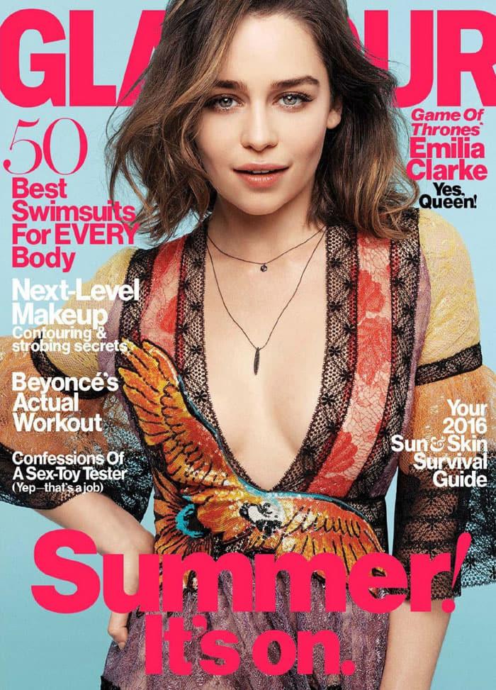 Emilia Clarke | 艾米莉亚·克拉克 | 에밀리아 클라크